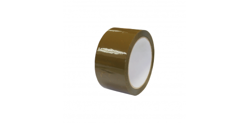 Adhesive Tape Brown 50mmx66m - PECOL