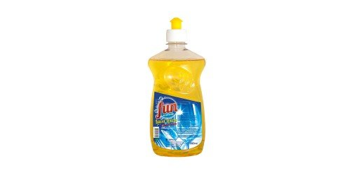 500ml Yellow Ultra Concentrated Dishwasher