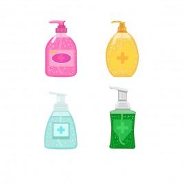 Pack's de Limpeza, Higiene e Fragâncias