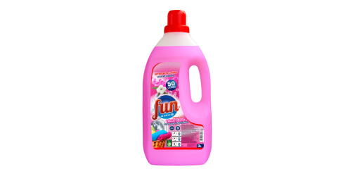 Talc and Rosa Concentrated Liquid Detergent 3L / 50 Doses