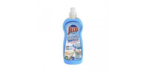 Liquid Detergent Blue and White Soap 1,5L / 25 Doses