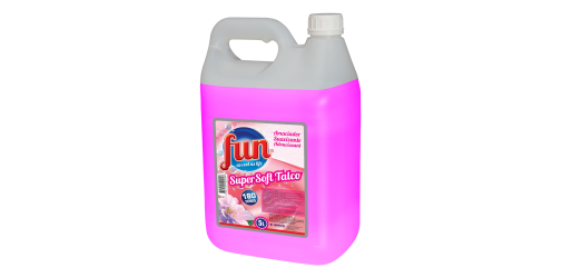 SuperSoft Talco Softener 5L / 180 Doses